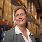 picture of sue mcmillan international logistics and partner coordinator